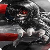 Tokyo Ghoul Wallpaper HD icon