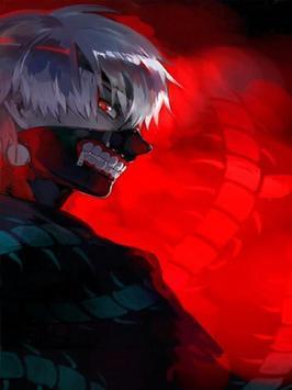 Tokyo Ghoul Wallpaper HD screenshot 3