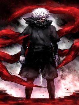 Tokyo Ghoul Wallpaper HD poster