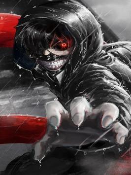 Tokyo Ghoul Wallpaper HD screenshot 1