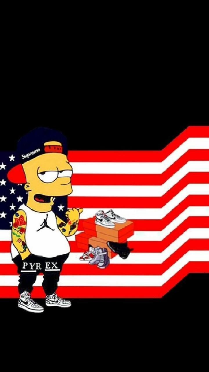 Bart Supreme Wallpaper Hd 4k For Android Apk Download