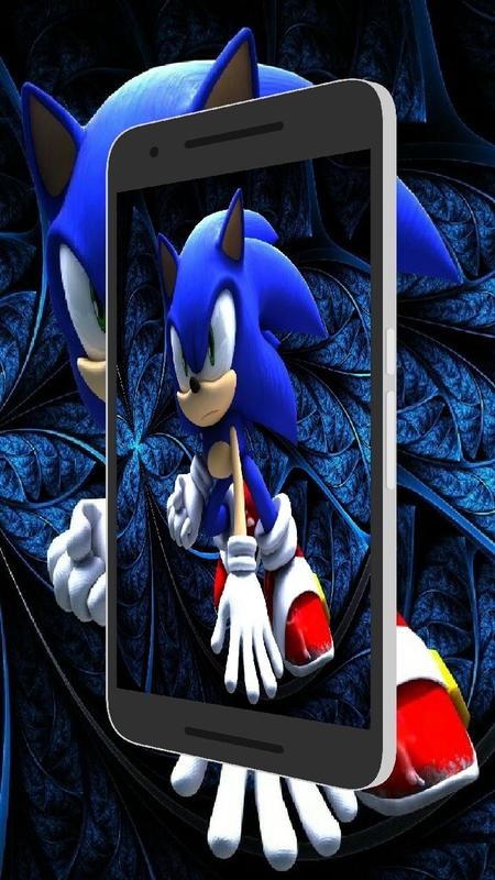 Super Sonic HD Wallpapers Poster Screenshot 1