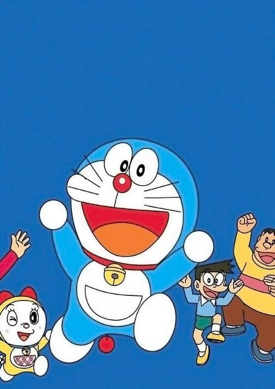 Doraemon-cartoon Wallpaper HD for Android - APK Download