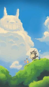 Totoro Wallpaper screenshot 3