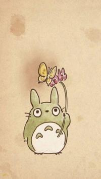 Totoro Wallpaper screenshot 1