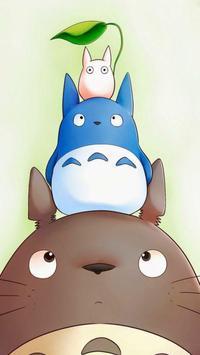 Totoro Wallpaper screenshot 2