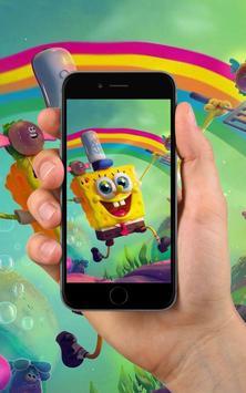 Spongecub Wallpapers HD screenshot 5