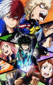 My Hero Academia Wallpaper For Android Apk Download