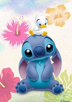 Lilo and Stitch Wallpaper poster