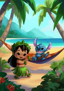Lilo and Stitch Wallpaper screenshot 6