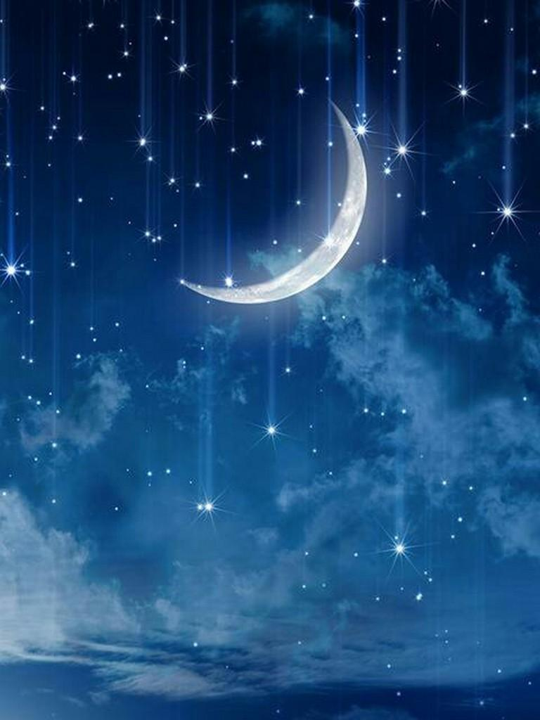 Moon Night Scene Wallpaper Hd For Android Apk Download