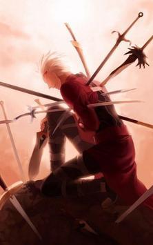 Archer Fate Stay Wallpaper Art HD apk screenshot