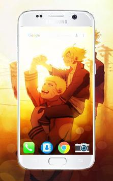 Anime HD Naru And Boru Wallpaper screenshot 1