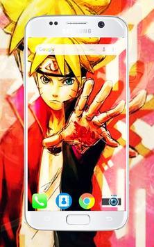 Anime HD Naru And Boru Wallpaper screenshot 5