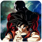 Goku vs Jiren Wallpaper icon