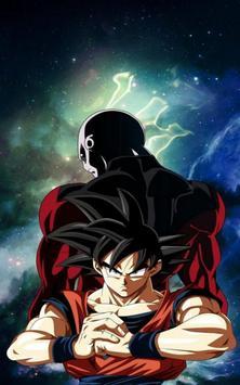 Goku vs Jiren Wallpaper screenshot 3