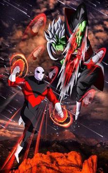 Goku vs Jiren Wallpaper screenshot 2