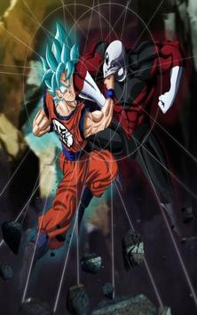 Goku vs Jiren Wallpaper apk screenshot