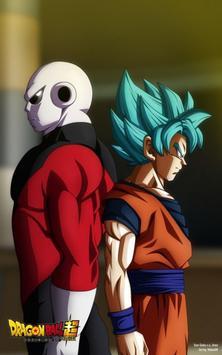 Goku vs Jiren Wallpaper screenshot 6