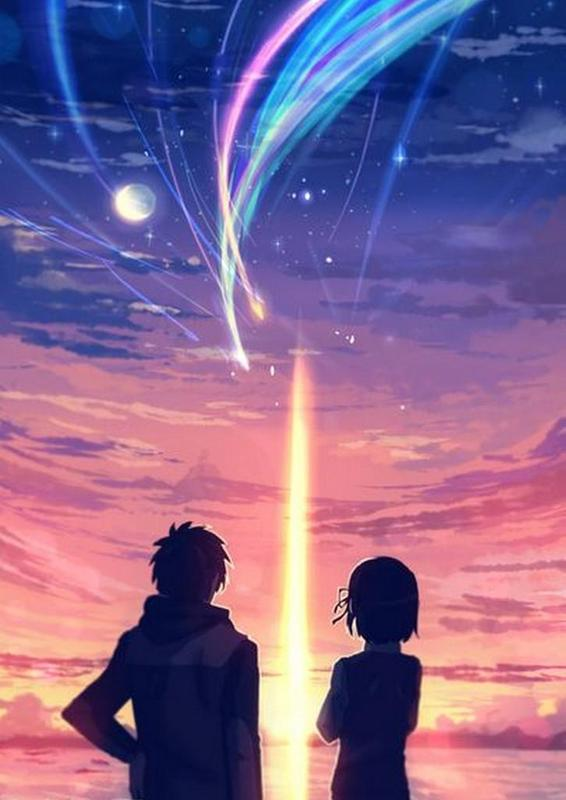 Anime Couple Wallpaper for Android - APK Download