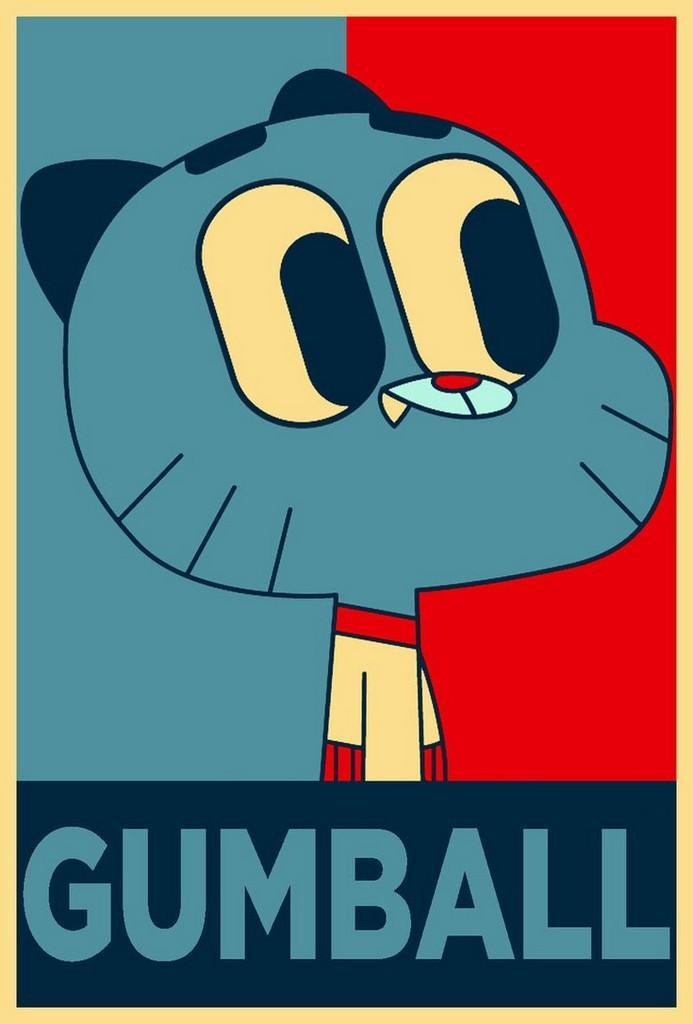 Amazing World Of Gumball Wallpaper Hd For Android Apk Download