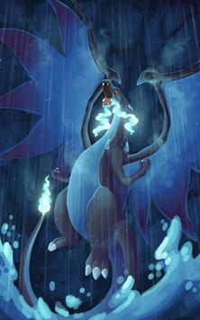 Mega Charizard X Wallpaper Screenshot 2