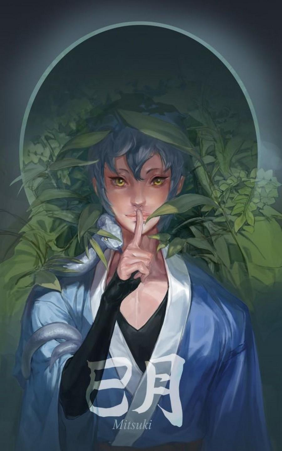 Mitsuki Wallpaper For Android Apk Download