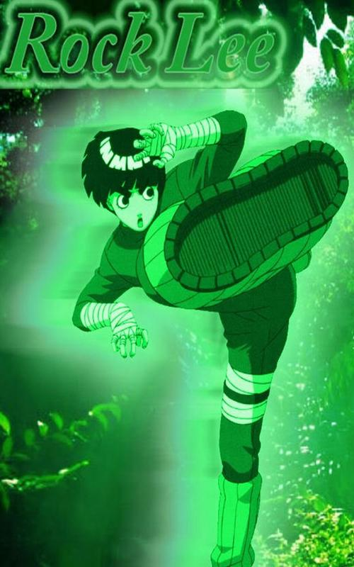 Rock Lee Wallpaper HD for Android - APK Download