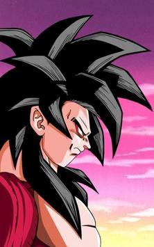 Goku SSJ4 Wallpaper imagem de tela 1