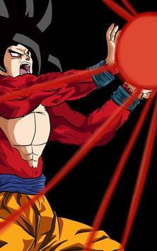 Goku SSJ4 Wallpaper imagem de tela 7