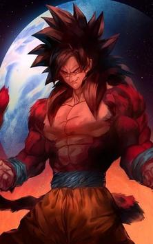 Goku SSJ4 Wallpaper imagem de tela 5