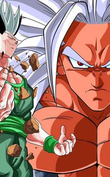 Goku SSJ5 Wallpaper screenshot 3