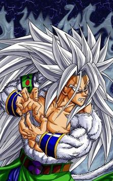 Goku SSJ5 Wallpaper screenshot 1