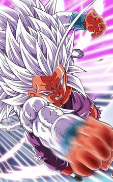 Goku SSJ5 Wallpaper screenshot 2