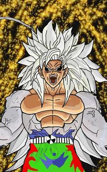 Goku SSJ5 Wallpaper screenshot 7