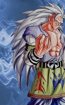 Goku SSJ5 Wallpaper screenshot 4