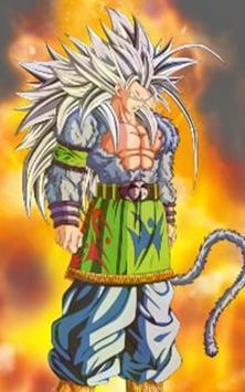 Goku SSJ5 Wallpaper screenshot 6