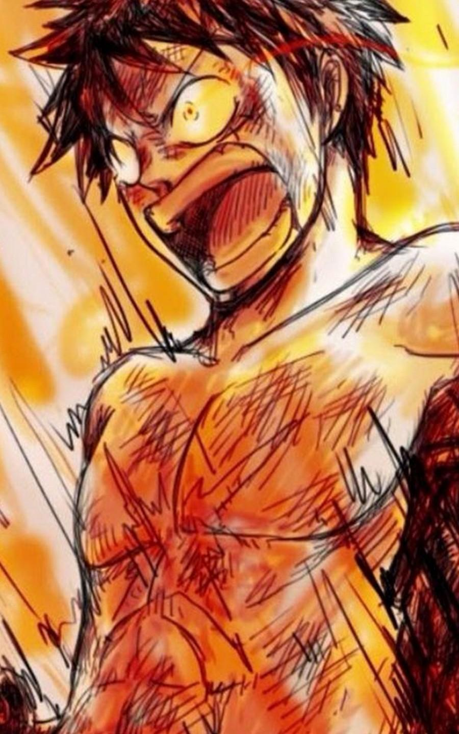 Monkey D Luffy Wallpapers Fansart For Android Apk Download