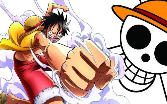 Manga ONE PIECE Wallpaper HD captura de pantalla 5