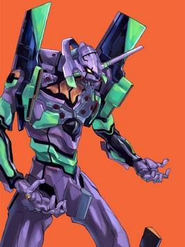 Neon Genesis Evangelion Wallpaper Apk Screenshot