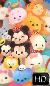 Tsum Tsum Wallpaper screenshot 10