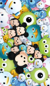 Tsum Tsum Wallpaper screenshot 8