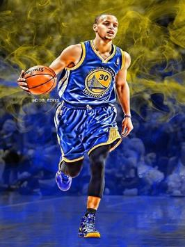 Stephen Curry Wallpaper Art Apk Screenshot