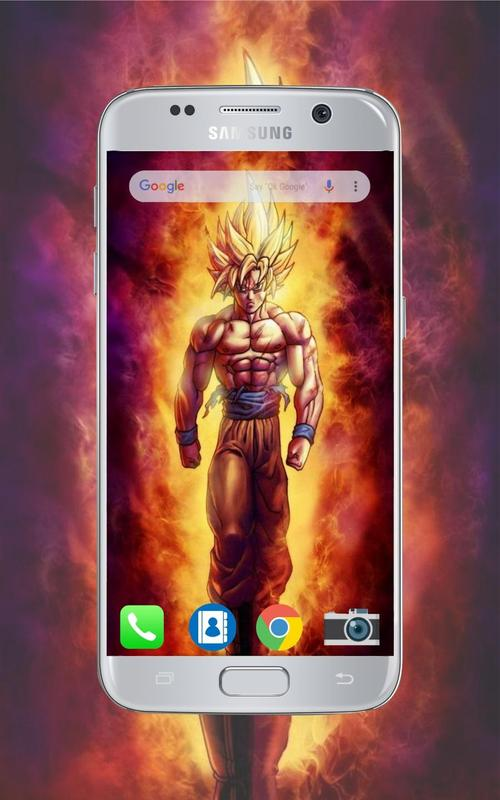 Free Printable Goku Super Saiyan Wallpaper Live - wallpaper