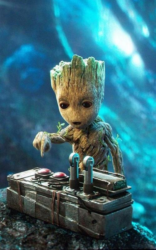 Baby Groot Wallpaper Art for Android - APK Download