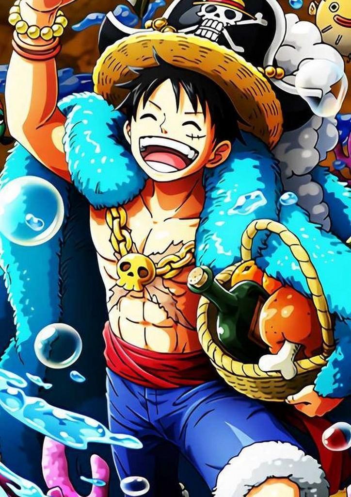 68 Gambar Wallpaper Keren One Piece Gratis