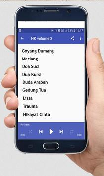 MP3 Lagu Dangdut apk screenshot