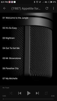 All Songs of Guns N' Roses screenshot 4