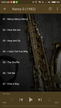 All Songs of Kenny G screenshot 6