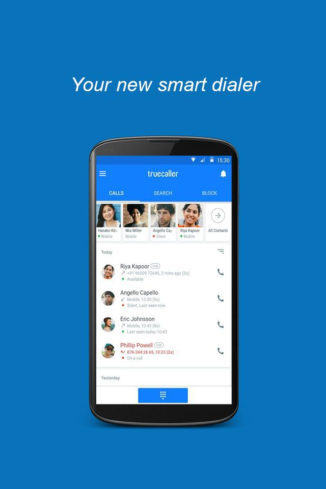 truecaller app for android old version